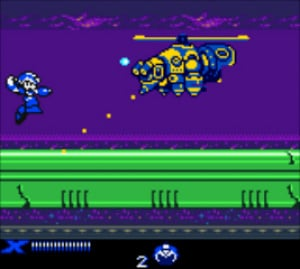 Mega Man Xtreme Review - Screenshot 2 of 6