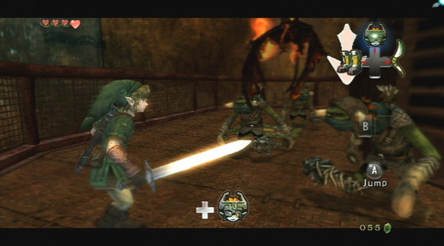 The Legend of Zelda: Twilight Princess Review - Screenshot 3 of 6