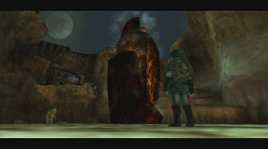 The Legend of Zelda: Twilight Princess Screenshot