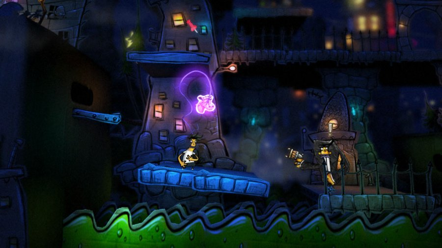 Stick It To The Man Review - Screenshot 2 of 4