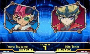 Yu-Gi-Oh! Zexal World Duel Carnival Review - Screenshot 1 of 5