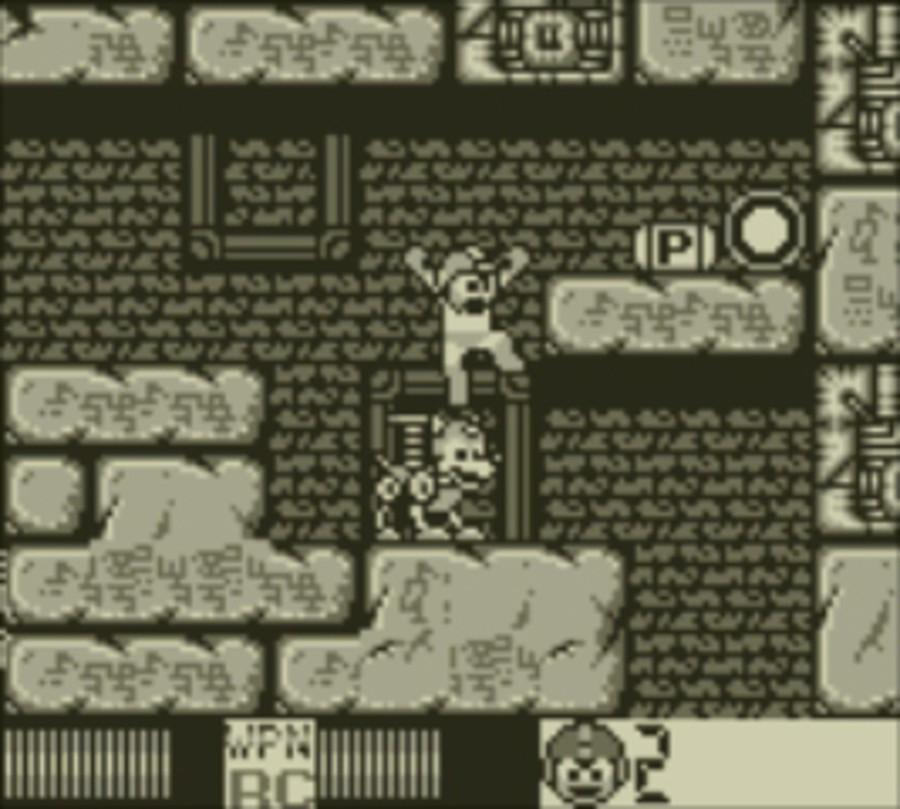 Mega Man IV Screenshot