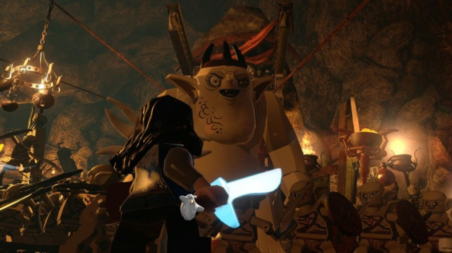 LEGO The Hobbit Review - Screenshot 4 of 5