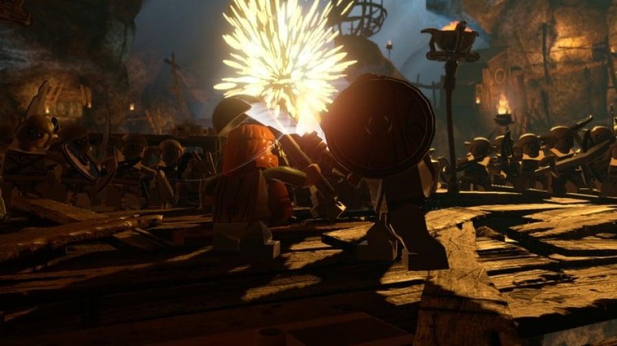 LEGO The Hobbit Review - Screenshot 2 of 5