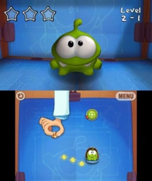 Cut the Rope: Triple Treat Review - Screenshot 1 of 3