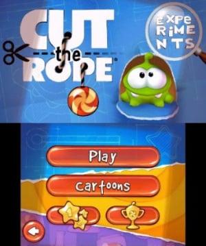 Cut the Rope: Triple Treat Review - Screenshot 2 of 3