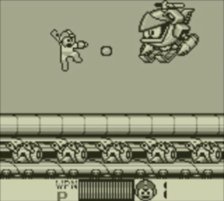 Mega Man V Screenshot