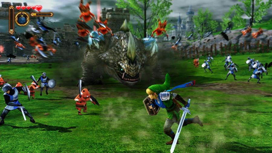 Hyrule Warriors Review (Wii U)   Nintendo Life
