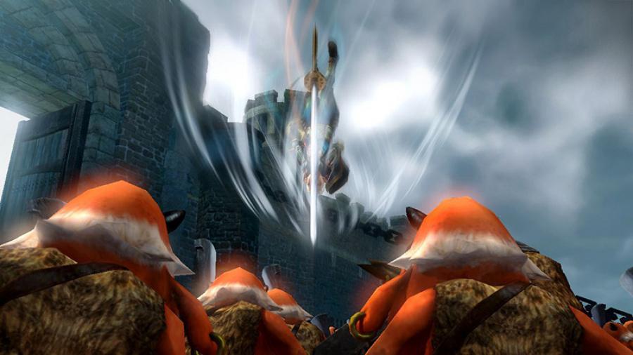 Hyrule Warriors Review - Screenshot 1 of 7