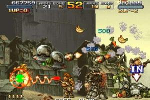 Metal Slug Anthology Screenshot