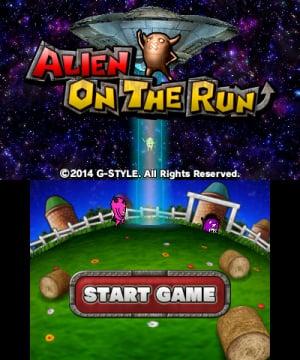 Alien On The Run Review - Screenshot 3 of 4