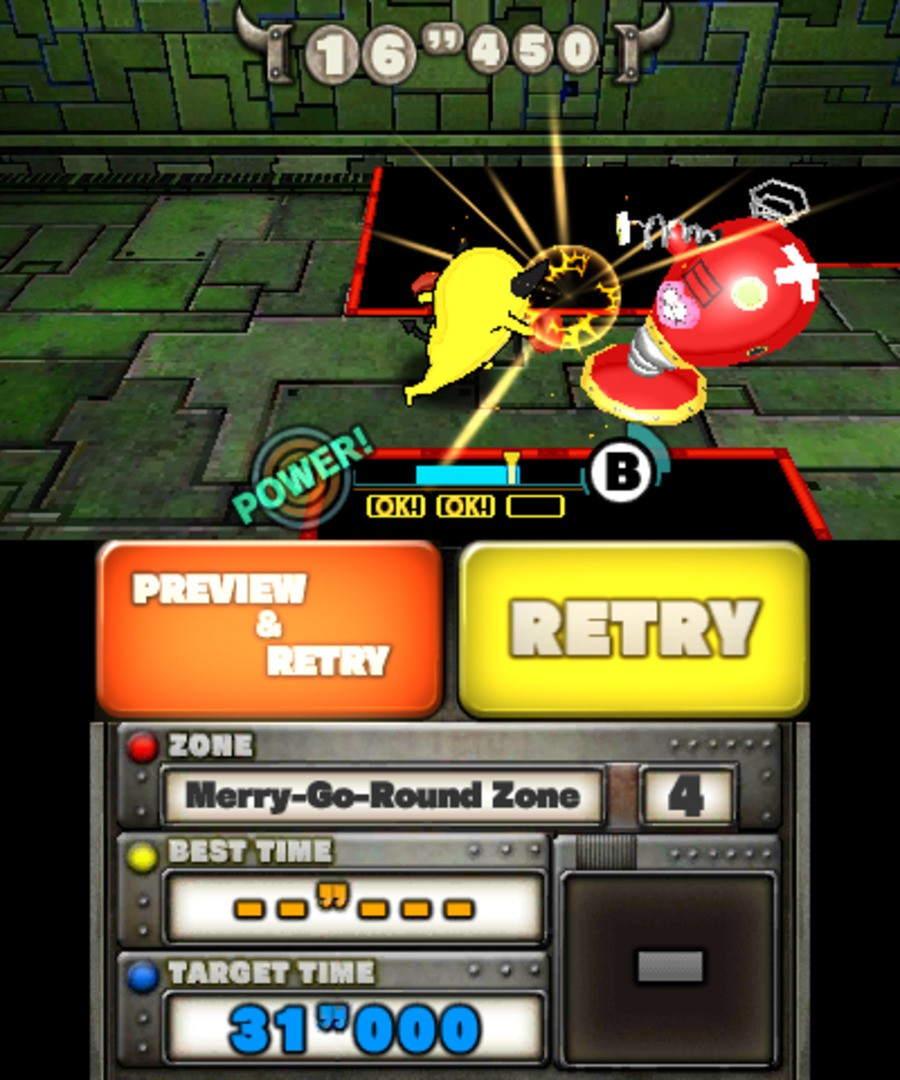 Alien On The Run Screenshot
