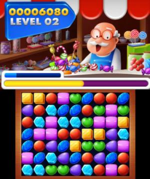Candy Match 3 Review - Screenshot 2 of 3