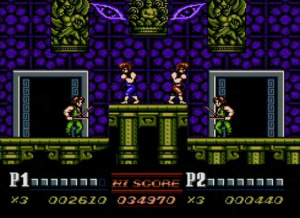 Double Dragon II: The Revenge Review - Screenshot 1 of 5