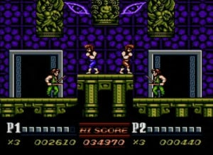 Double Dragon II: The Revenge Review - Screenshot 1 of 5