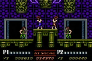 Double Dragon II: The Revenge Screenshot