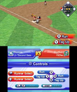 Arc Style: Baseball 3D Review - Screenshot 2 of 3