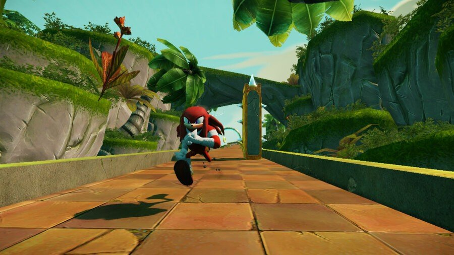 Sonic Boom: Rise of Lyric Screenshot