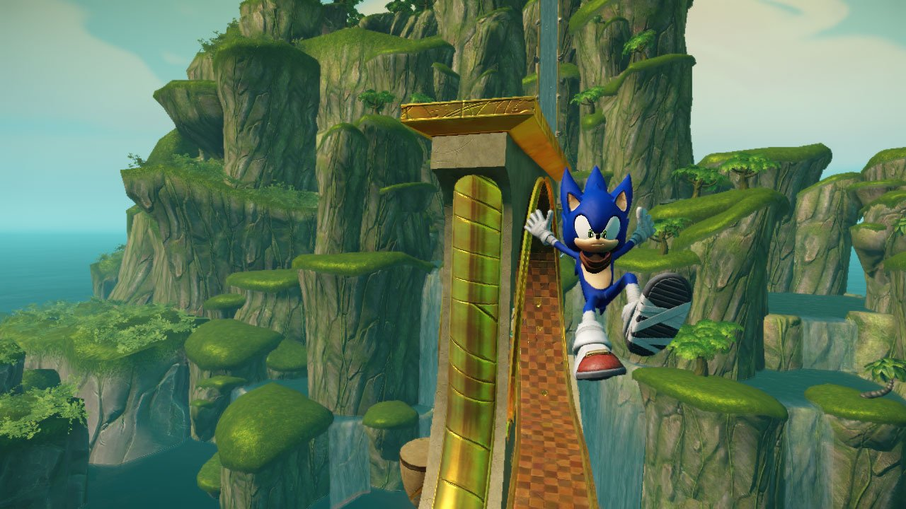 Sonic Boom: Rise of Lyric (Wii U) Game Profile | News ...