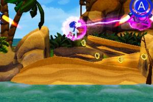 Sonic Boom: Shattered Crystal Screenshot