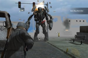 Falling Skies: The Game Screenshot