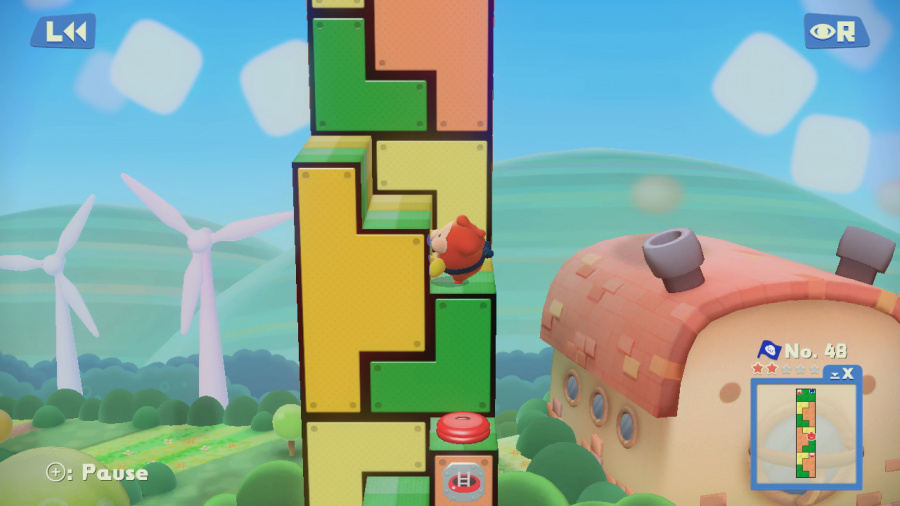 Pushmo World Review - Screenshot 4 of 4