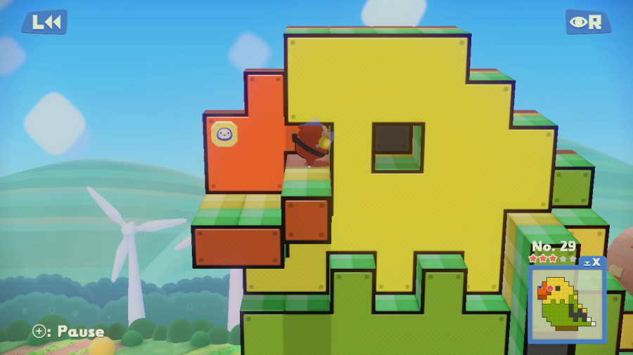 Pushmo World Review - Screenshot 2 of 4