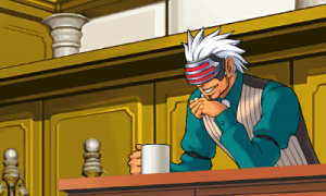 Phoenix Wright: Ace Attorney Trilogy Review - Screenshot 1 of 5