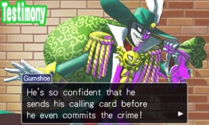 Phoenix Wright: Ace Attorney Trilogy Review - Screenshot 5 of 5
