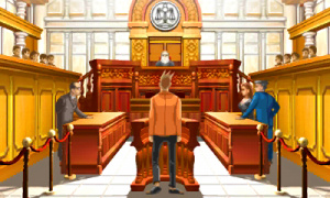 Phoenix Wright: Ace Attorney Trilogy Review - Screenshot 2 of 5