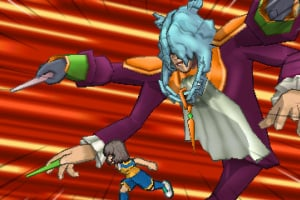 Inazuma Eleven GO: Light & Shadow Screenshot