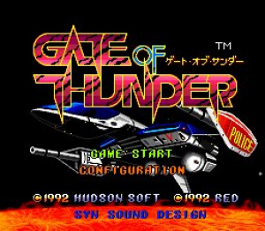 Gate of Thunder Review - Screenshot 1 of 2