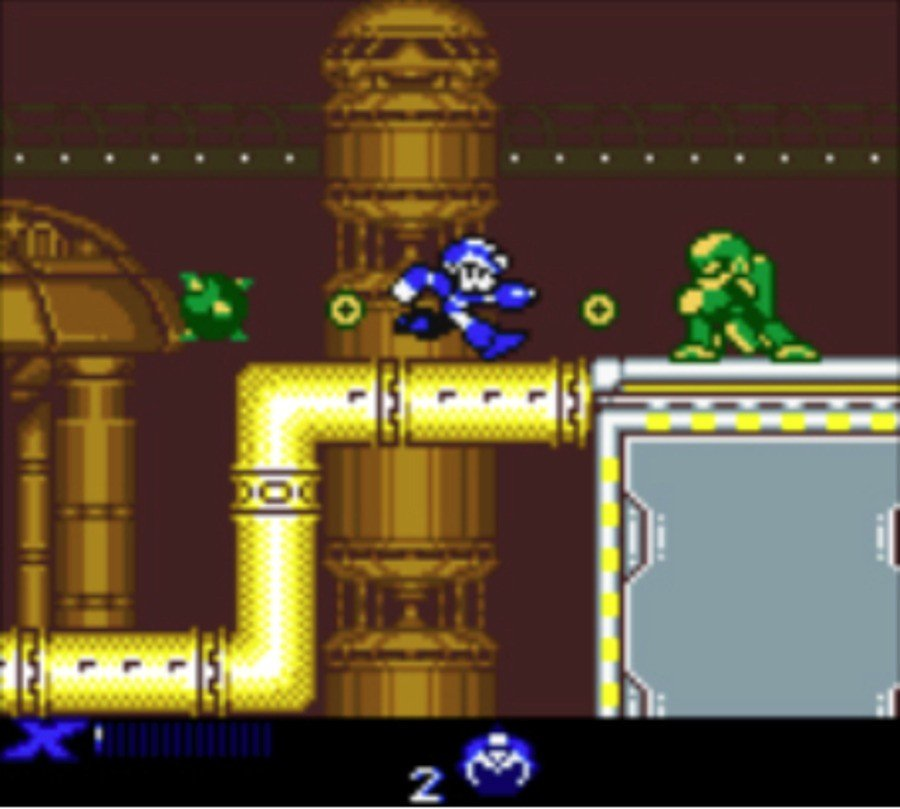 Mega Man Xtreme 2 Screenshot