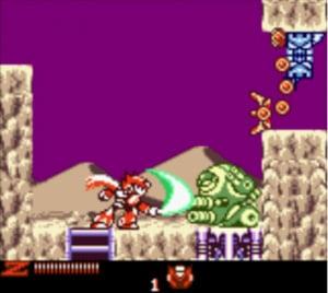 Mega Man Xtreme 2 Review - Screenshot 2 of 7