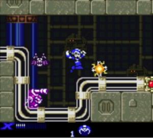 Mega Man Xtreme 2 Review - Screenshot 1 of 7