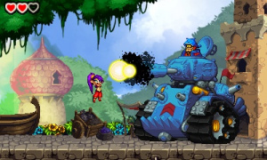 Shantae And The Pirate's Curse Review - Screenshot 2 of 5