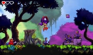 Shantae And The Pirate's Curse Review - Screenshot 1 of 5