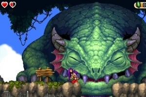 Shantae And The Pirate's Curse Screenshot