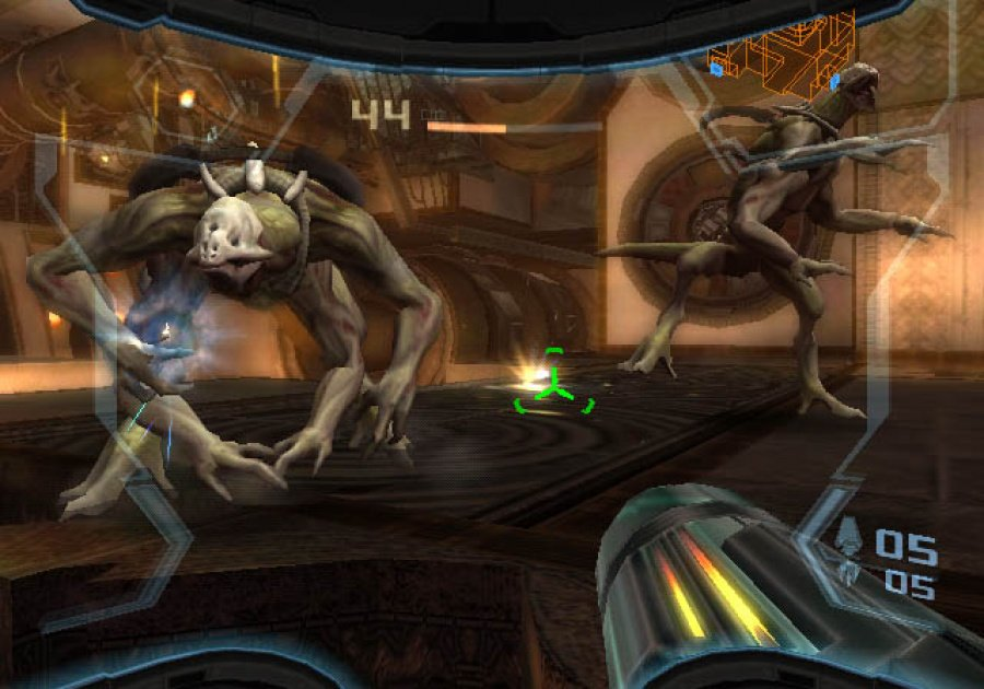Metroid Prime 3: Corruption Review - Screenshot 4 of 5