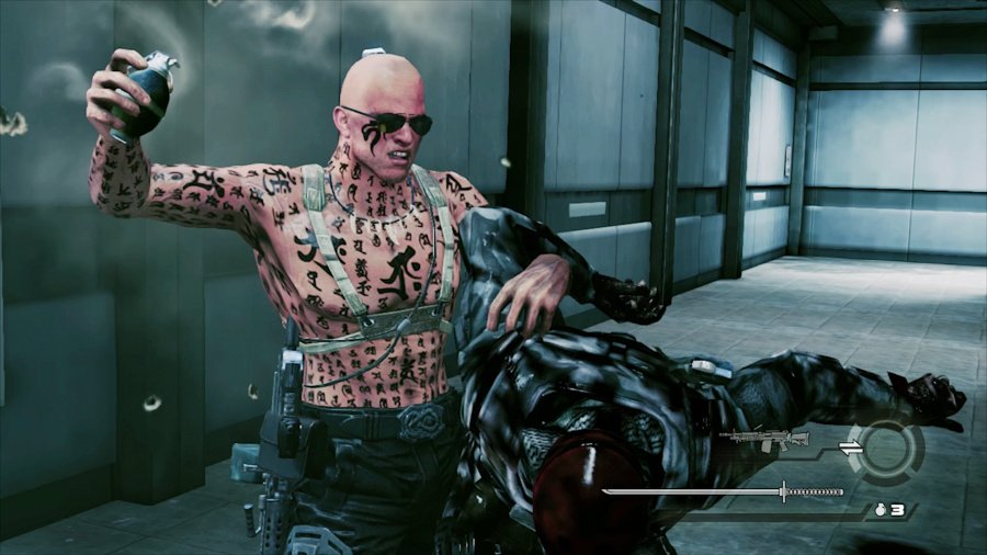 Devil's Third Review - Screenshot 3 of 10