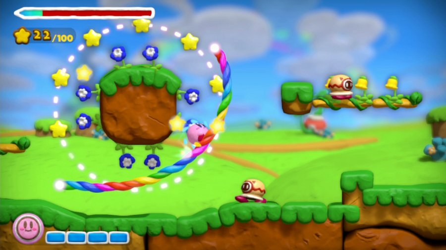 Kirby and the Rainbow Curse Review - Screenshot 5 of 5