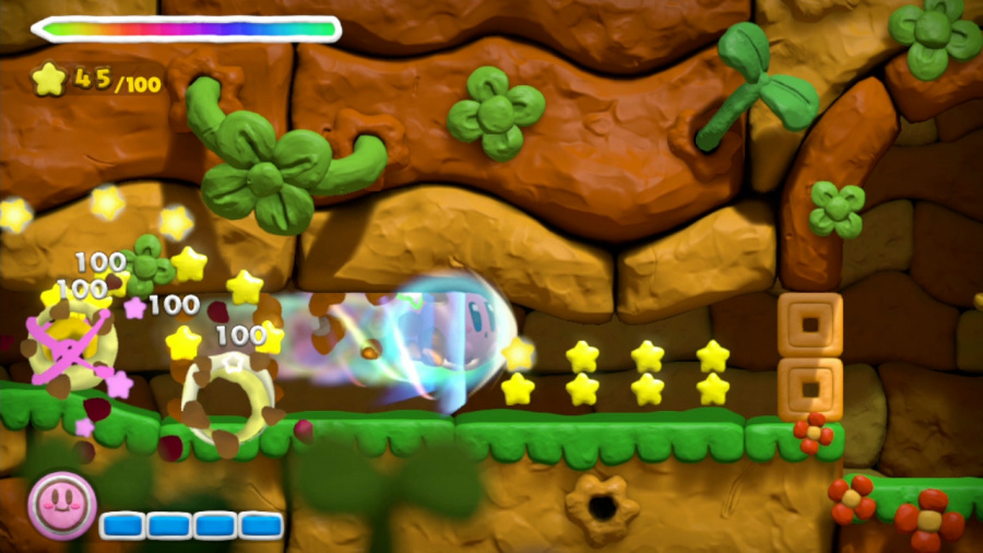 Kirby and the Rainbow Curse Review - Screenshot 4 of 5