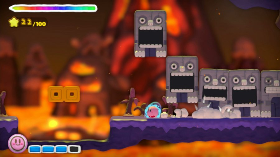Kirby and the Rainbow Curse Review - Screenshot 3 of 5