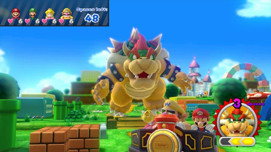 Mario Party 10 Screenshot