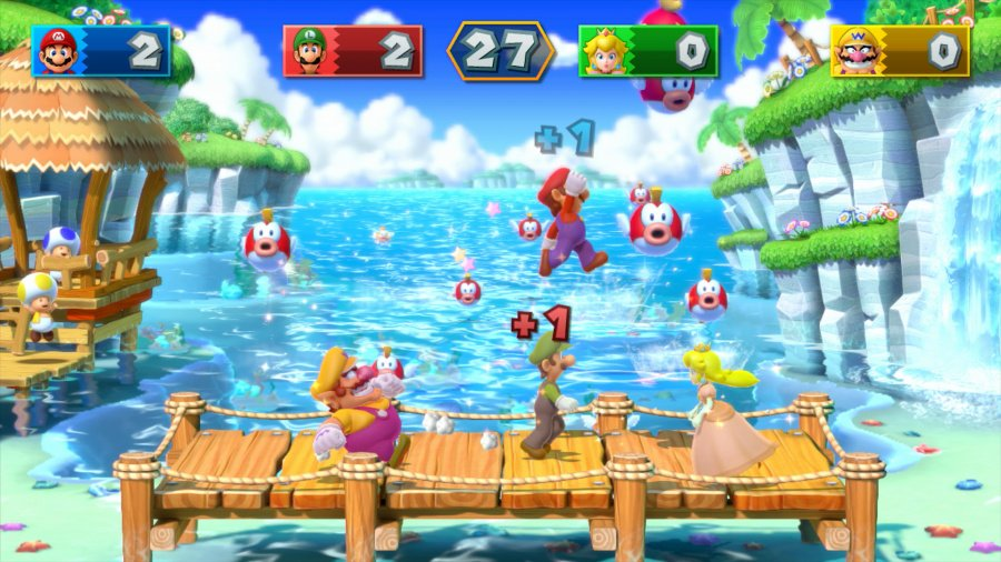 Mario Party 10 Review - Screenshot 6 of 7