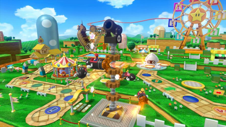 Mario Party 10 Review - Screenshot 1 of 7
