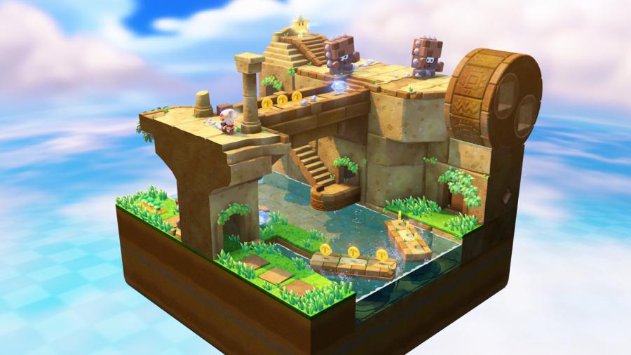 Captain Toad: Treasure Tracker Review - Screenshot 2 of 5