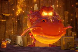 Captain Toad: Treasure Tracker Screenshot