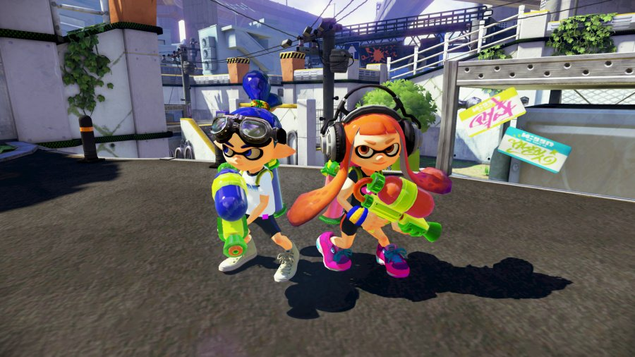 Splatoon Review - Screenshot 5 of 8