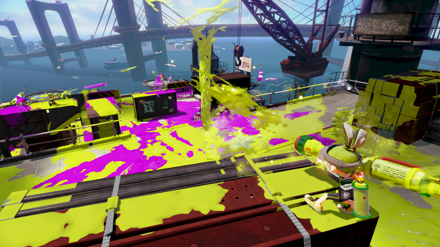 Splatoon Review - Screenshot 1 of 8
